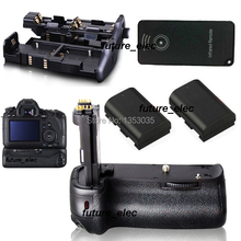 Battery Hand Handle Grip Holder Pack Vertical Multi Power Shutter For Canon EOS 6D SLR Camera replace BG-E13+IR Remote+2 x LP-E6