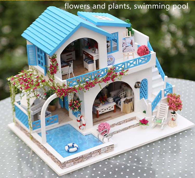 miniature doll house (3)