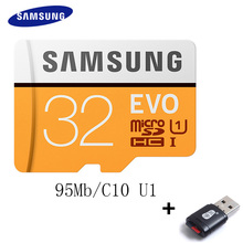 Buy SAMSUNG Microsd Card 128GB 64GB 32GB 16GB 8GB 100Mb/s Class10 U3 U1 Micro SD Card Memory Card Flash TF Card phone pc for $2.69 in AliExpress store