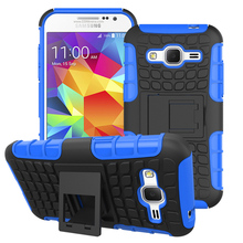Phone Cases For Samsung Galaxy Core Prime G361 Win 2 Duos TV G360BT G360F G360H G360T G360G Covers Armor Hybrid Tyre Bag Housing