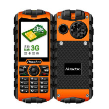 Original Unlocked Cell Phones Huadoo H3L Senior Old Man Military Oudoor Ultra 2.4inch Rugged IP68 Shockproof Waterproof Phone