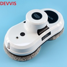 Free SPSR Shipping to Russia Intelligent Auto Robot Vacuum Dust Cleaner Brush Window Cleaning Robot(China)