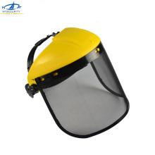 HFSECURITY Full Face Protective Mask Outdoor Safe Dustproof Sun Protection Mask Anti Oil Face Shields Transparent Cooking Masks(China)