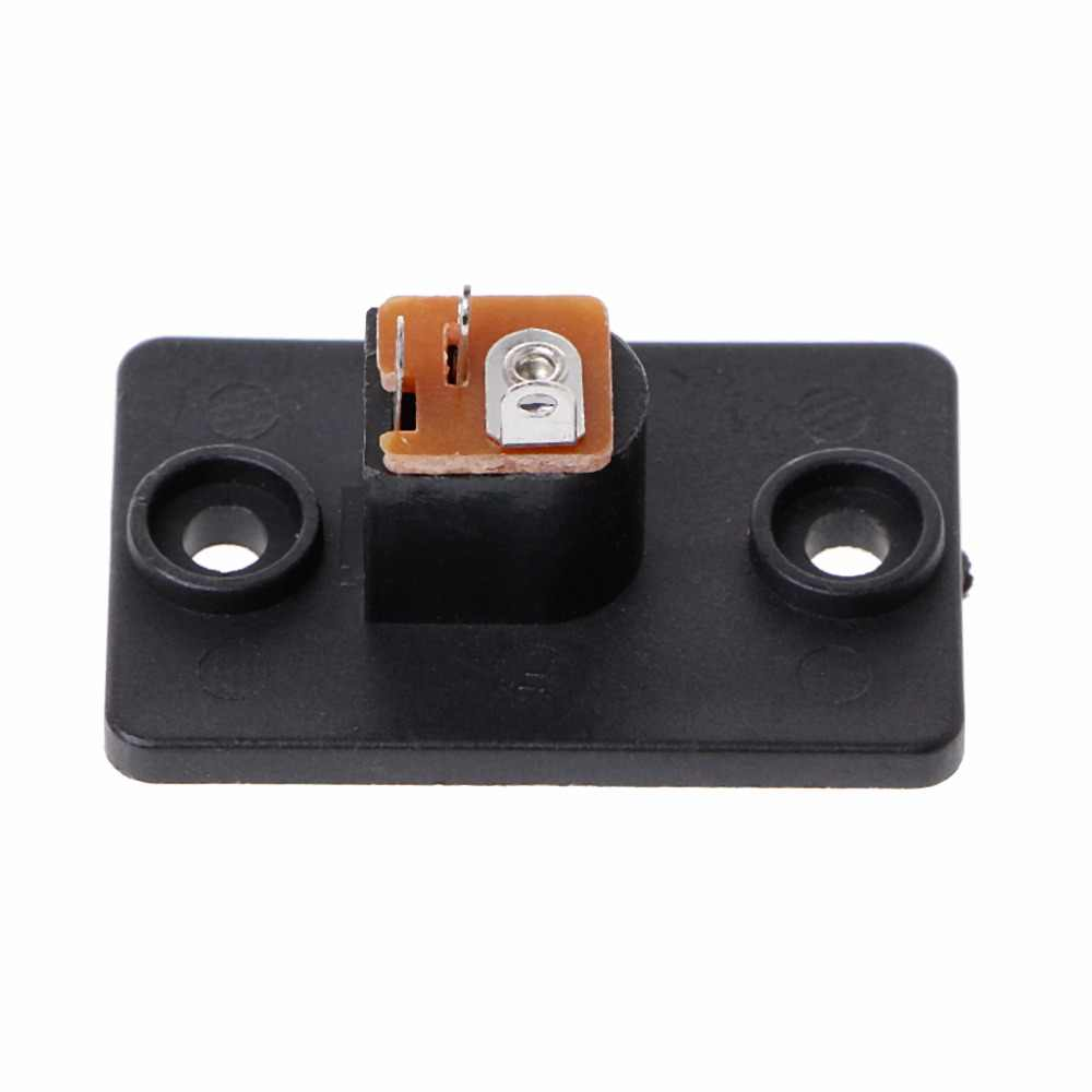 Detail Feedback Questions About Dc 12v 3a Female Socket Panel For Barrel Jack Wiring Plug Power Connector 55 X21mm