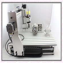 mini cnc router mdf rubber plastic engraving machine(China)
