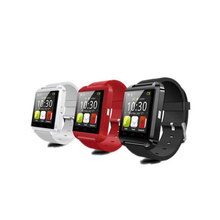 2015 Hot Selling Andriod Smart Watch Bluetooth Phone U8 Watches Men Mede In Shenzhen Support Android Cellphone Bluetooth U8