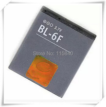 BL-6F battery for nokia BL 6F 6788 N78 N79 N95 8GB mobile phone free shipping
