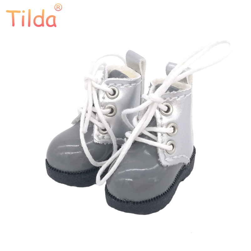 Doll Shoes 2Y01-gray