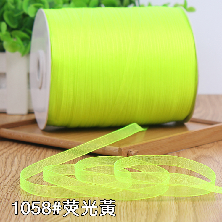 "1//8/"" Double Face Ruban Satin Cadeau Bow Wedding Craft 20 Color 40 m 3 mm"
