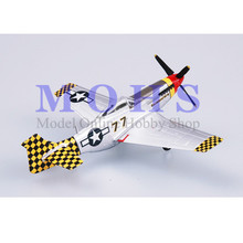 EASY MODEL 36302 1/72 Assembled  Model Scale Finished Model Scale Airplane Scale WW II Aircraft Warbird P-51D MUSTANG RAAF