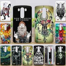 Cool Design Soft TPU Case For LG G3 Phone Cases Soft Silicone Case Back Cover For LG Optimus G3 D855 D856 D857 D859 D858