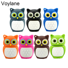 Voylane Cute Owl USB 2.0 Flash Drives External Storage Pendrive 64GB 32GB 16GB 8GB 4GB 2GB Cartoon Usb Flash Disk best Gift