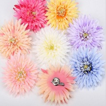 Women Ladies Girls Hawaii Style Beach Barrette Bohemia flowers Hair Clip Bridal Party Daisy Flowers brooch Hair Clip