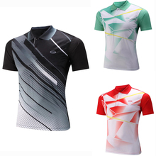 Sportswear Quick Dry breathable badminton shirt Jerseys,Women/Men Volleyball Golf table tennis shirt clothes POLO T Shirts