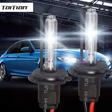Buy Taitian 2Pcs kit xenon 4300k h7 55w 12V H11 yellow 3000K headlight 9005 9006 Bulb h7 6000K 8000K HID xenon kit car fog lamp for $7.87 in AliExpress store