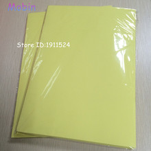 50PCS/LOT PCB circuit board thermal transfer paper PCB transfer paper A4 size Free shipping