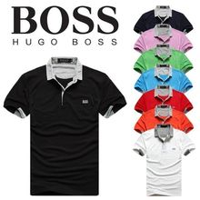 Free Shipping 2017 brand High quality men polo T shirt 2016 spring short sleeve tommis women men t-shirt