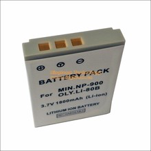 Battery for Cameras ROLLEI DS6 Prego DP4200 DP5200 DP5700 DP6200 RAVELER DC-5080 DC-7080 Slimline X4 X5 X6 XT Super Slim XS7