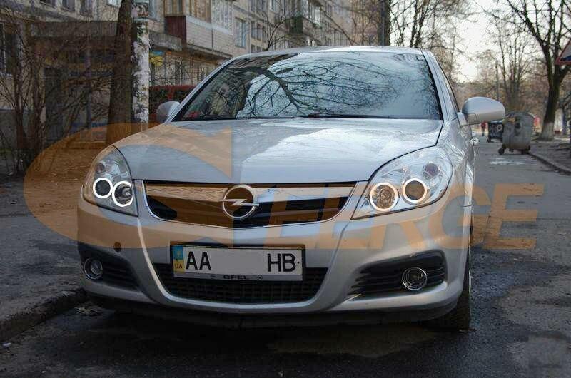 ccfl angel eyes Opel Vectra C 2005 2006 2007 2008(6)