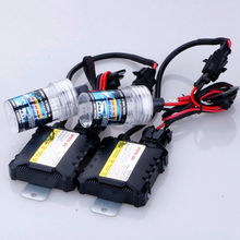 H1 H3 H4-2 H7 H8 H9 H11 H16 9005 9006 880 88 4300K 6000K 8000K 10000K 12000K 55W Xenon HID Kit Car Headlight Bulbs Slim Ballast