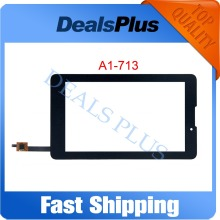 Replacement New Touch Screen Digitizer Glass For Acer iconia Tab7 Tab 7 A1-713 7-inch Black(China)