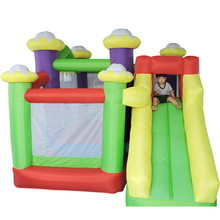YARD Good Quality Residential New Inflatable Jumping Castles Jumping House Inflatable Castle with Slide Combo for Sale(China)