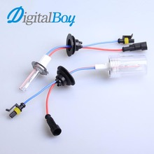 Digitalboy HID Xenon Bulbs 12V 100W Car Headlight H1 H3 H7 H8/H9/H11 880/881 9005 9006 Headlamp Car Conversion Kit Bulb 6000k