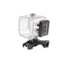 Waterproof Case Cover Mount Spare Part for RunCam 3/gppro session FPV Camera for RC Drones With HD Camera FPV Quadcopter DIY