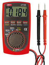 Europe United States sell like hot cakes UT10A Digital LCD Pocket Auto Range Multimeter Ohm Volt UT10A