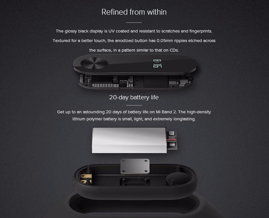 Global Original Xiaomi Mi Band 2 With Passometer Activity Tracker Xaomi Smart Bracelet Fitness Watch For Xiomi Miband2 Miband 2 13