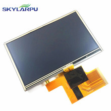 "skylarpu 5"" inch LCD screen for A050FW02 V2 V.2 GPS LCD display screen with touch screen digitizer panel Repair replacement"