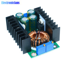 DC-DC 0.2- 9A 300W Step Down Buck Converter XL4016 Adjustable 5-40V To 1.2-35V Power Supply Module LED Driver for Arduino