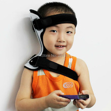 Children correct neck collar crooked neck correction torticollis corrective brace Neck orthopaedic Cervical orthoses
