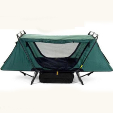 DANCHEL Olive Green Roof Up Tent Outdoor Camping Hunting Fishing Hiking Portable Sleeping