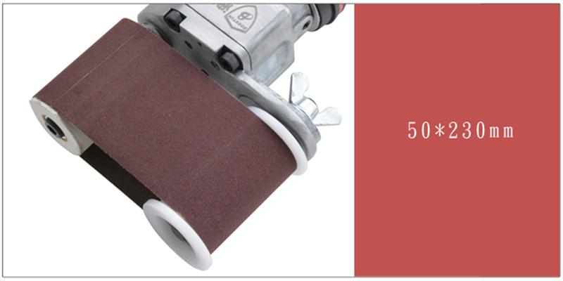 pneumatic air belt sander6