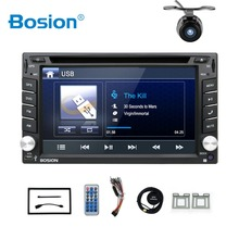 Car DVD player GPS Radio Bluetooth 2 din universal for X-TRAIL Qashqai x trail juke for nissan Stereo Radio Bluetooth USB/SD(China)