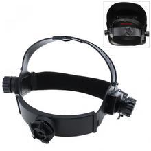 New Solar Automatic Variable Light Welding Welding Cap Adjustment Headband for Welding Mask Use(China)