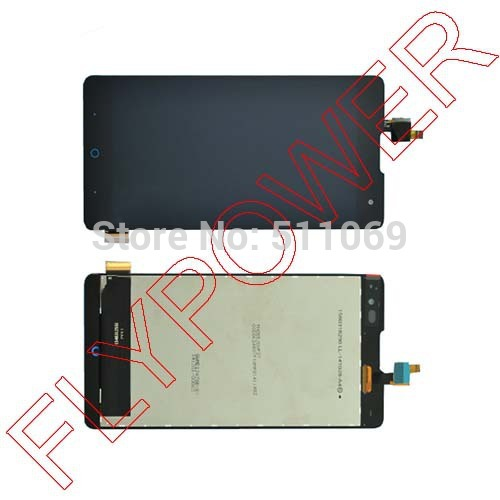 100% Warranty For ZTE V5 MAX N958ST  LCD Screen Display with Touch digitizer complete by free shipping<br>