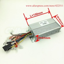 1500W/1600W Electric Scooter Controller 48V Brushless DC (BLDC) Motor Controller (Scooter Spare Parts)(China)