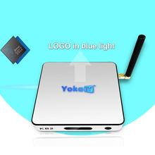 Original Brand TV Boxes Smarthome TV Watching Case KB2 Amlogic S912 2GB DDR3 32GB ROM TV Box