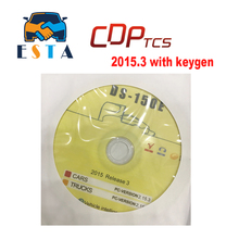 100% New version For CDP Software (2015.R3) Keygen on CD/Disk/DVD For TCS cdp pro plus super tcs cdp