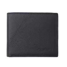Buy GUBINTU Genuine Leather Men Wallet Vintage Rfid Credit Card Holder High Bifold Wallets Travel Car-Covers -- BID183 PM49 for $8.31 in AliExpress store