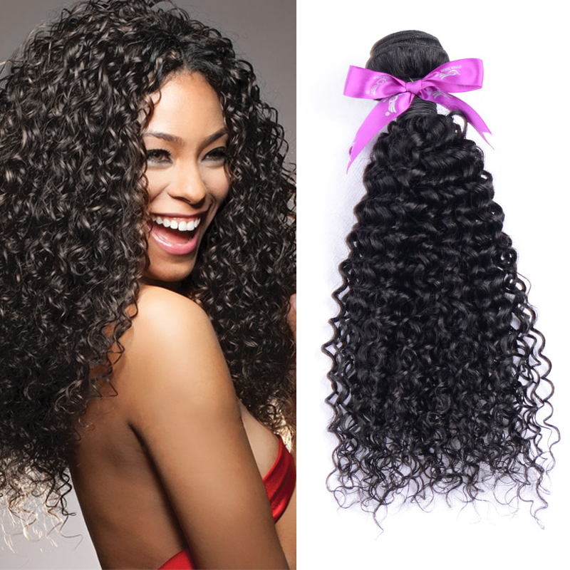 Peruvian jerry curl hair weave natural black 3pcs lot free shipping kinky baby curly bohemian virgin hair estensions cab be dyed<br><br>Aliexpress