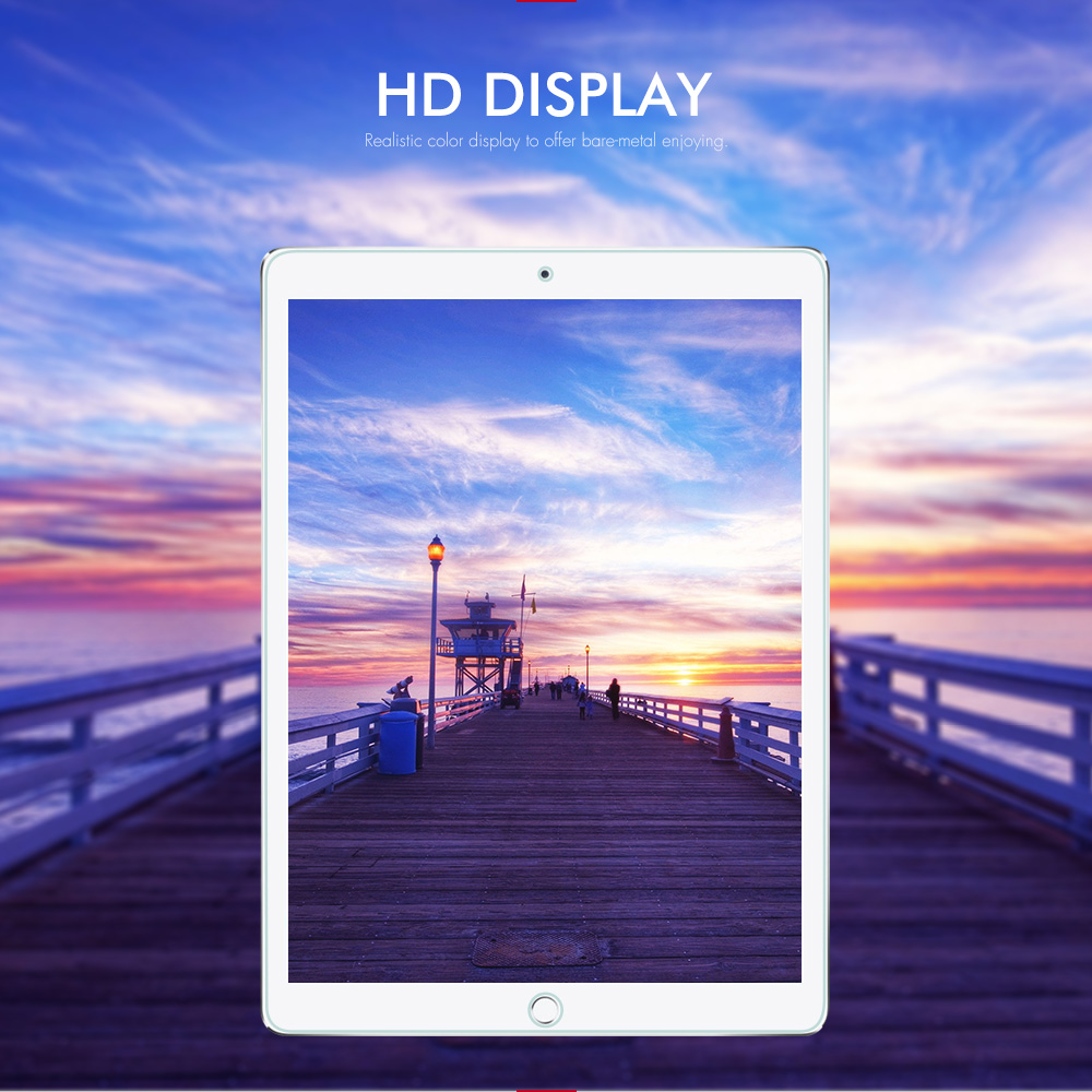 Tempered Glass For Apple iPad 2 3 4 5 6 9.7 2017 2018 iPad Pro 11 10.5 mini 1 2 3 4 7.9 Air2 Tablet Screen Protectors Flim