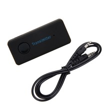 Wireless Bluetooth 3.0 3.5mm Stereo Audio Cable Music Audio Adaptador Bluetooth Transmitter Receiver Sender Adapter for TV