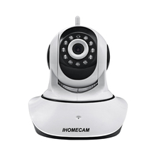 IHOMECAM HZ606 Onvif 720P Wifi Wireless HD IP Security Camera 1.0 Megapixel P2P Support 128G TF Card Pan Tilt IP/Network IP Cam