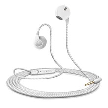 Earphone LS200 For iPhone 6 6S 5 5S Headphones With Microphone 3.5mm Jack Bass Headset For apple Xiaomi sony Sport Headphones