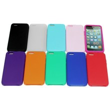 Fashion Silicon Case Cover for Apple iPhone 5 5s 5C iPhone5 Cell Phone Cover