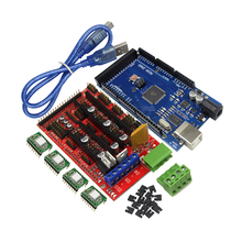 Buy 3D Printer Kit Mega 2560 R3 + 1pcs RAMPS 1.4 Controller + 4Pcs A4988 Stepper Driver Module RAMPS 1.4 KIT arduino Diy Kit for $16.80 in AliExpress store