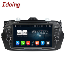 "Idoing 8""2 Din Android6.0 8Core 2G+32G Steering-Wheel For Suzuki Ciaz 2015 Car DVD Player GPS Navigation TV WIFI Radio Fast Boot"